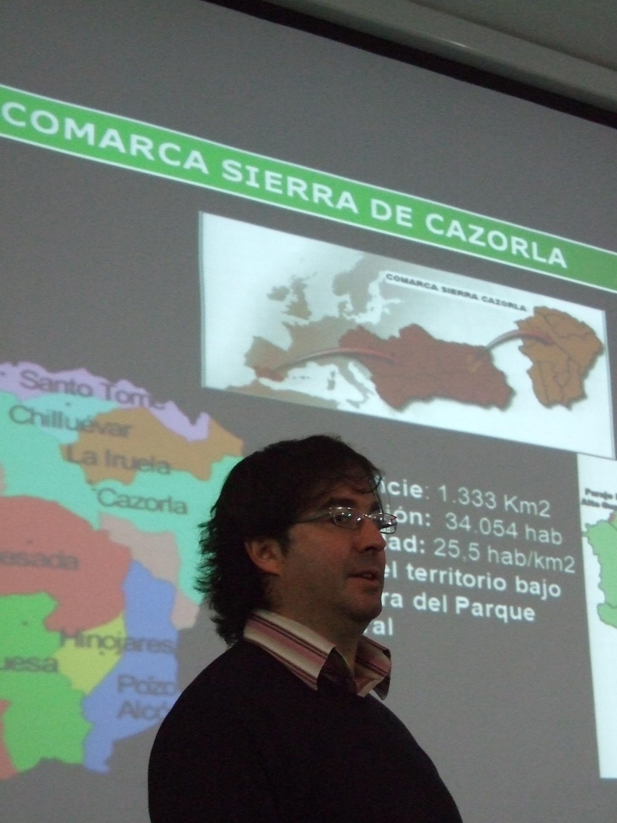 Jornadas Usos Publicos EFA EL SOTO