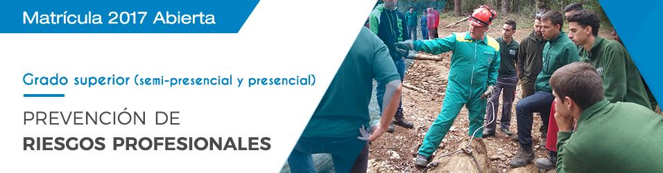 Prevención de Riesgos Profesionales en Granada (Semipresencial)