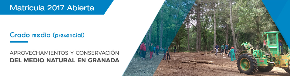 Aprovechamientos y Conservación del Medio Natural en Granada