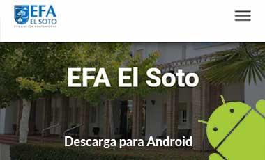 Descarga EFA App - Android