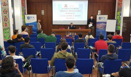 Jornada de la Universidad de Granada – Infiltradores